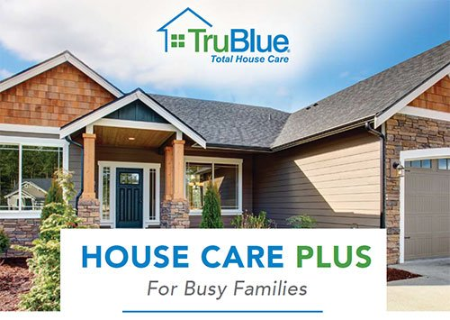 TruBlue House Care Plus Graphic