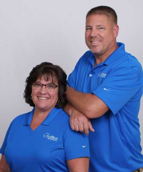 Susan and Jeff Vandegenatchte - TruBlue Franchise Owners