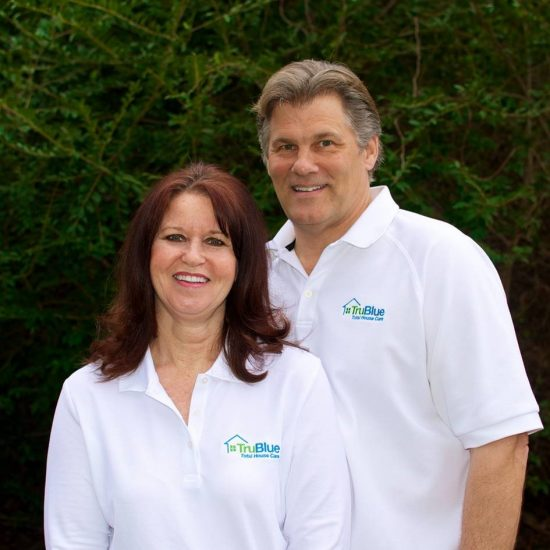 Tim and Kay Diemont, TruBlue Franchise Owners