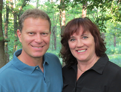 Scott and Terri Dingfield, TruBlue Franchise Owners