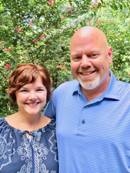 Carmen Hendricks and Chad Akers - TruBlue Franchise Owners