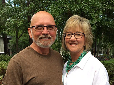 Marshall and Rachel Brewer, TruBlue Franchise Owners