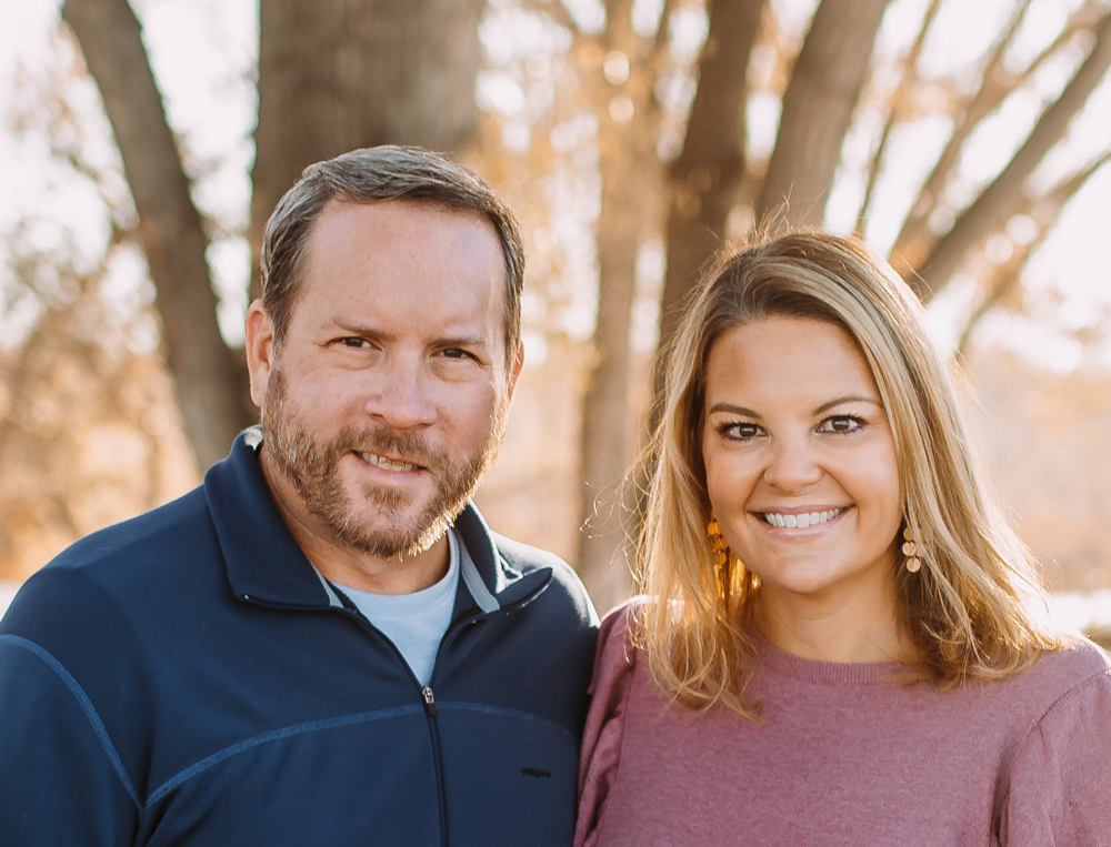 Mark and Julie Odell, TruBlue Franchise Owners